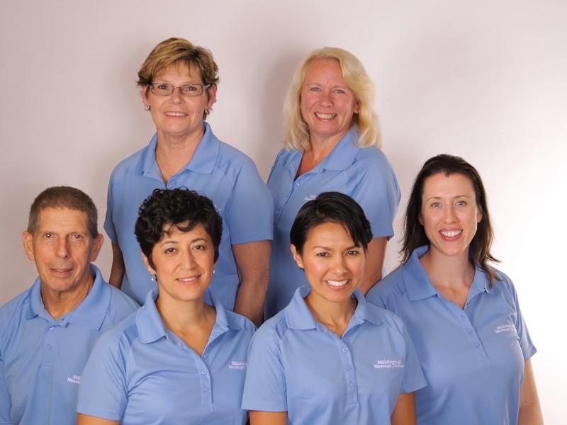 Mulighed for gratis massage på Hillsborough Massage-5169