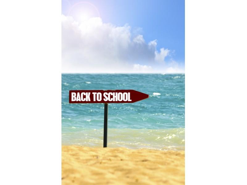 Bye Bye Summer, Hello School