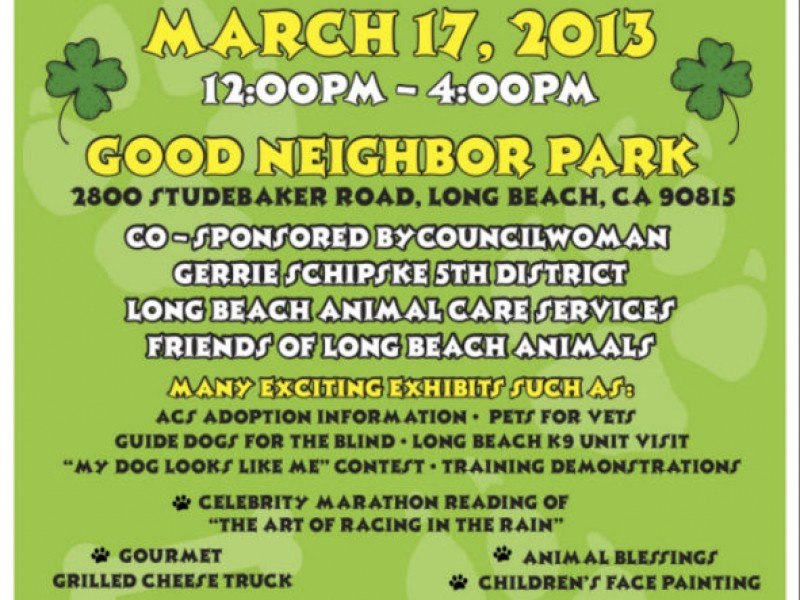 Come To Good Neighbor Park If You Love Dogs And Books Bark Twice