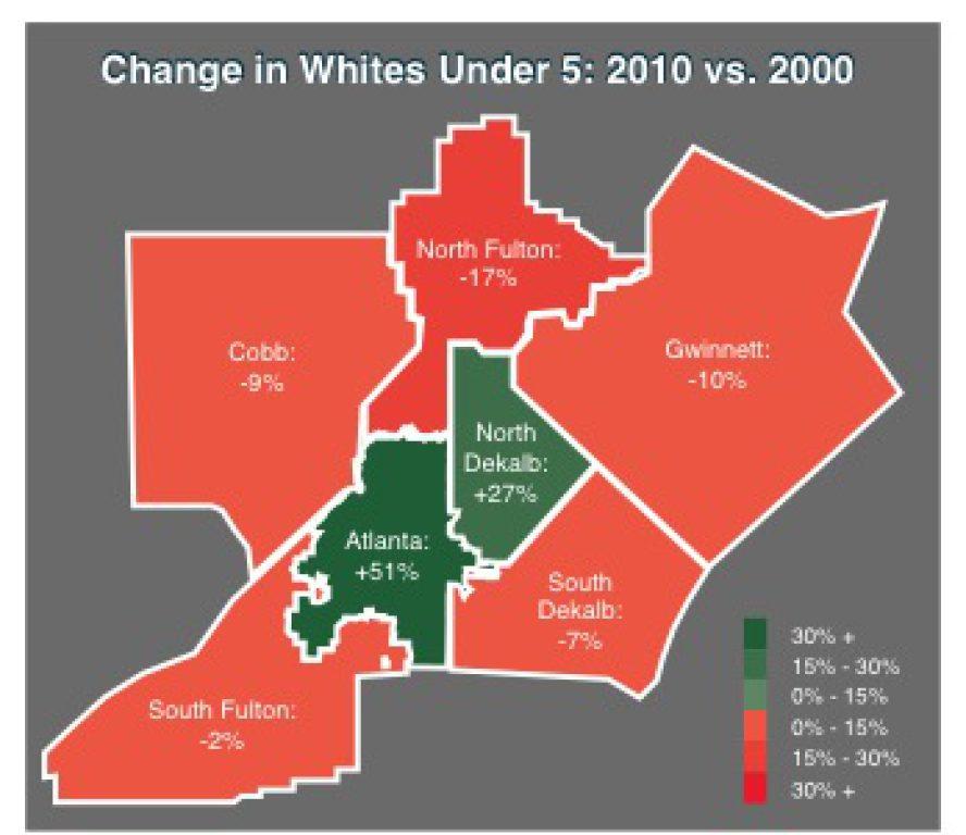 An Afterward to White Flight: Atlanta's Return to Community & Long on