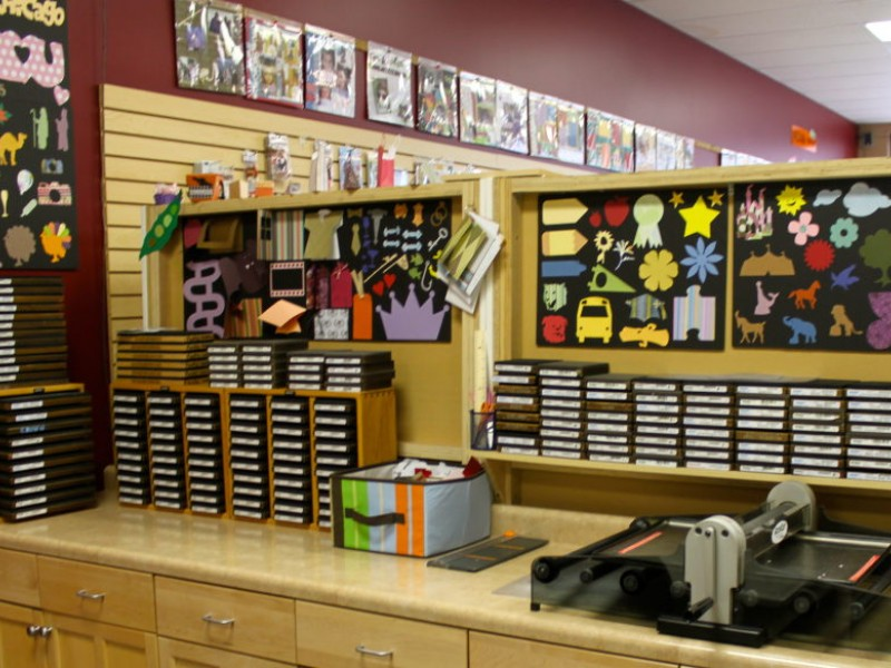 From Scrapbooking to Homemade Cards to Tile Creation, Local Store ...