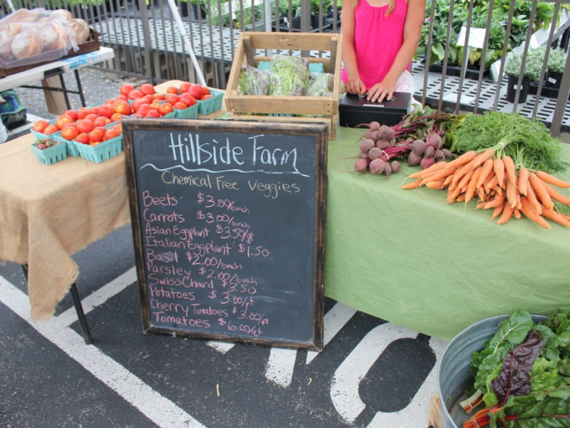 Newtown square farmers 39 market moves to bigger and better - Mostardi s newtown square garden ...