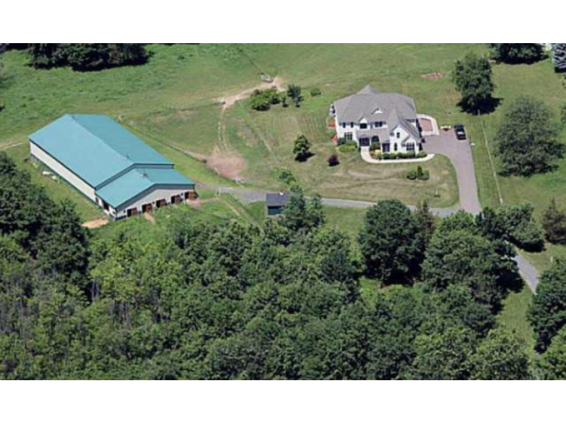 Wow house a 15 acre equestrian property suffield ct patch for Garden barn vernon ct