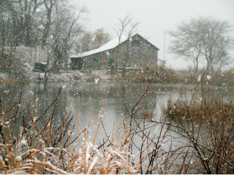 Weather Update Two Snowstorms To Hit Glastonbury
