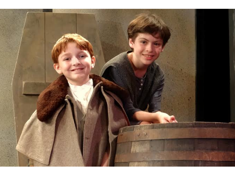 Curtain Call Production Of Oliver To Feature Local Young