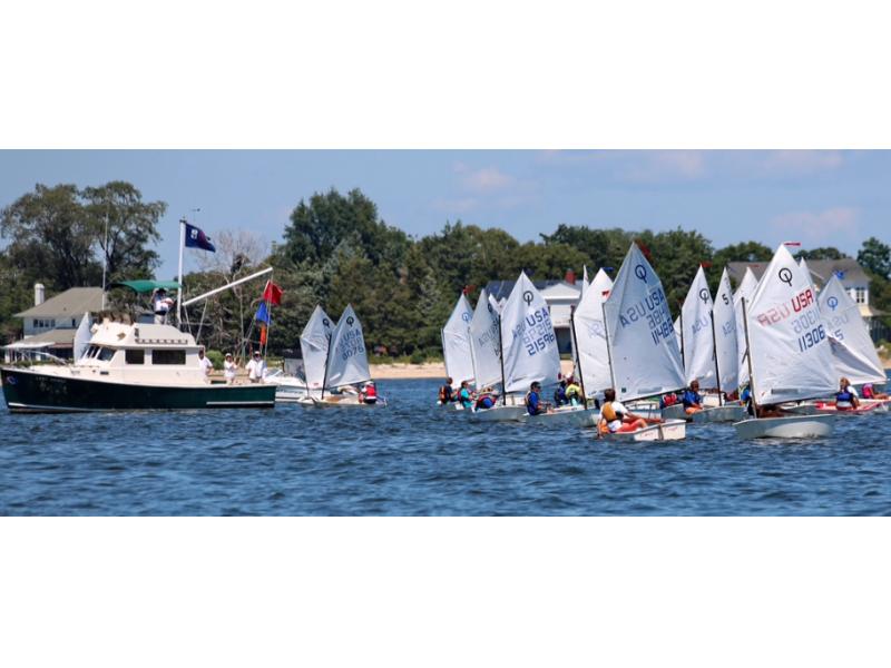 Junior Sailing Association Of Long Island Sound