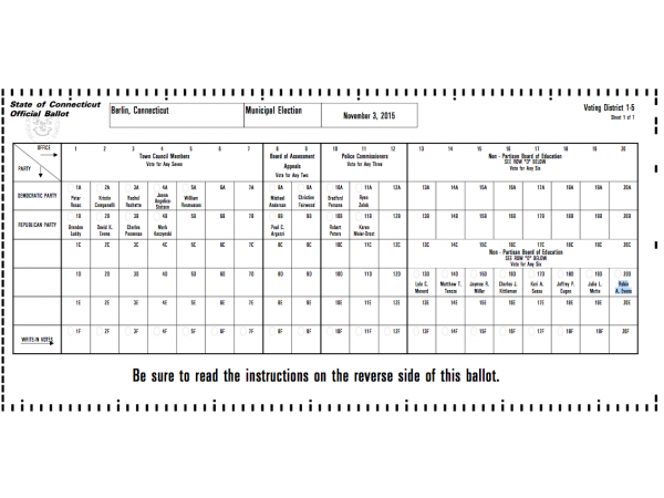 Berlin 2015 Election Guide: The Candidates, Polling Places, Sample ...