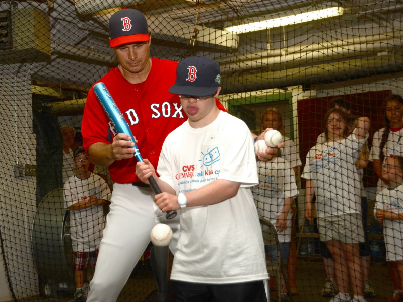 smithfield kids with special needs get fenway to themselves thanks