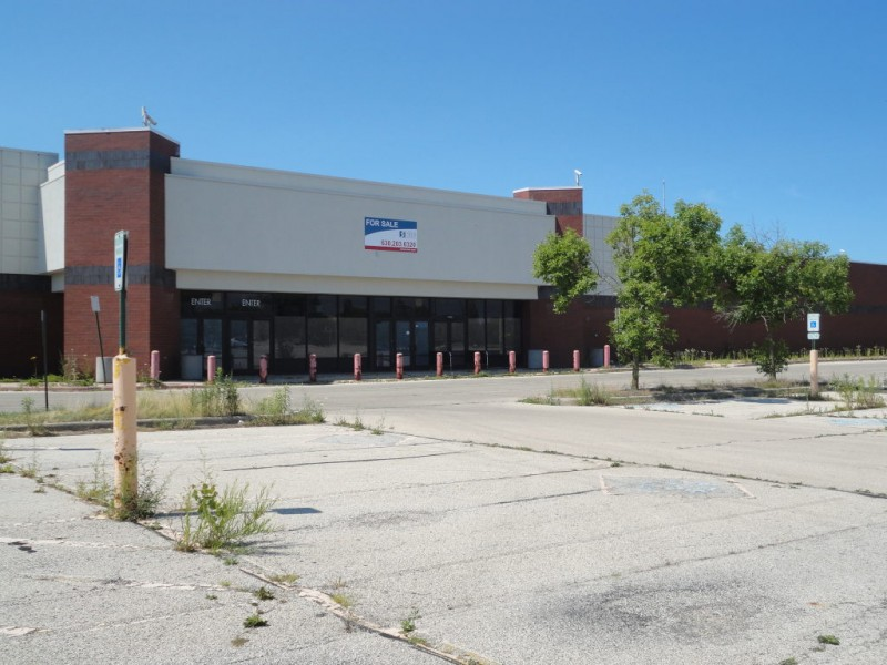 ... Visions for Vacancies: The Former Walmart Building-0 ...