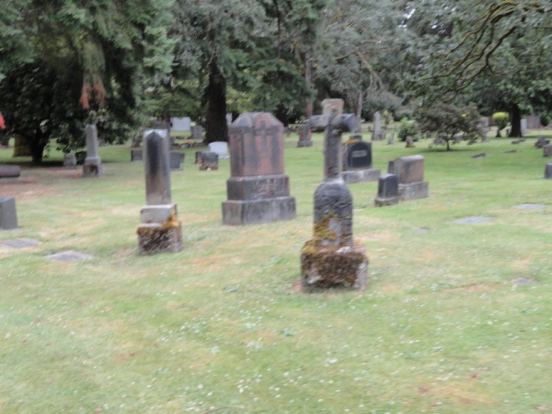 Tacoma Cemetery Living History Tour Provides Glimpse Into ...