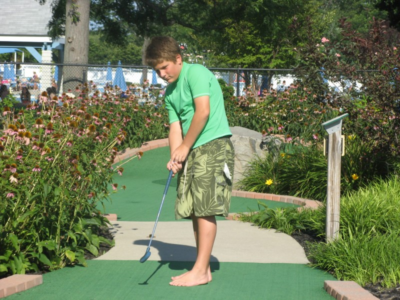 Revamped Mini Golf Course Affordable Family Fun | Garden City, NY Patch