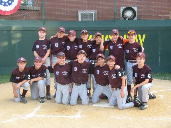 ... Garden City U11 Baseball Team District 29 Champs ...