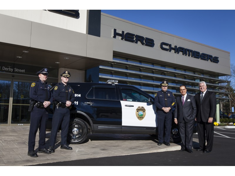 Herb Chambers Donates Stolen Vehicle-Tracking Computers to ...