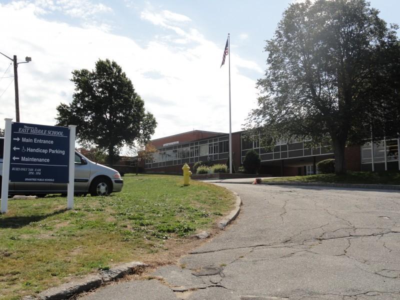 EW Thurston Middle Photo of Thurston Middle School - Westwood, MA, United  States.
