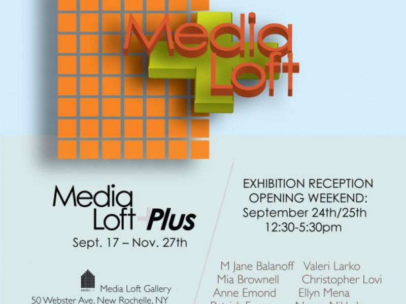 Media loft plus exhibition reception opening weekend new rochelle media loft plus exhibition reception opening weekend malvernweather Choice Image