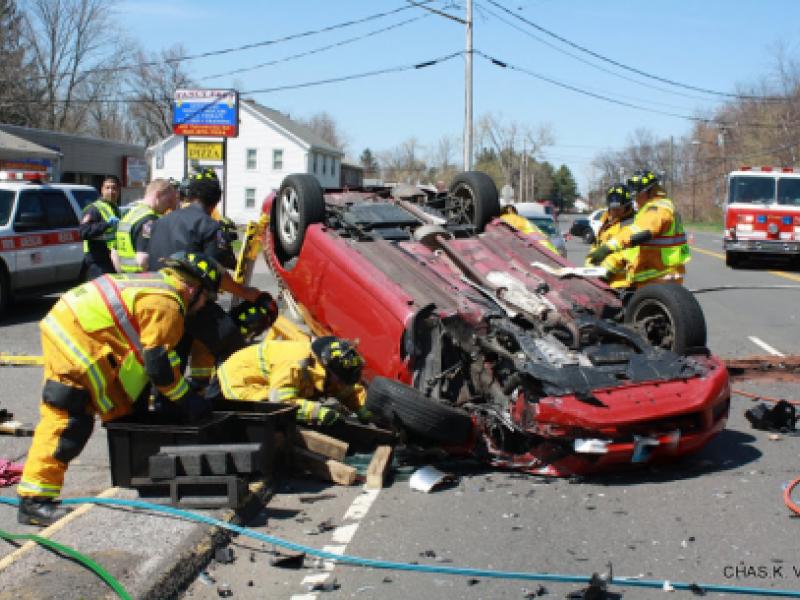 Middletown De Car Accident Today