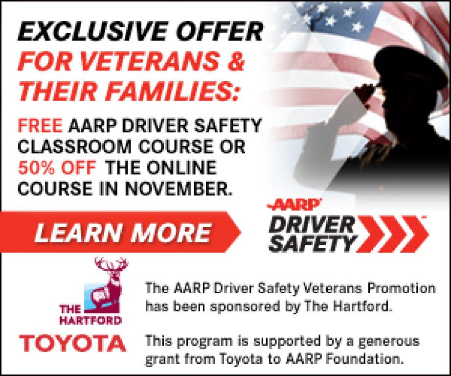 aarp drivers course near me