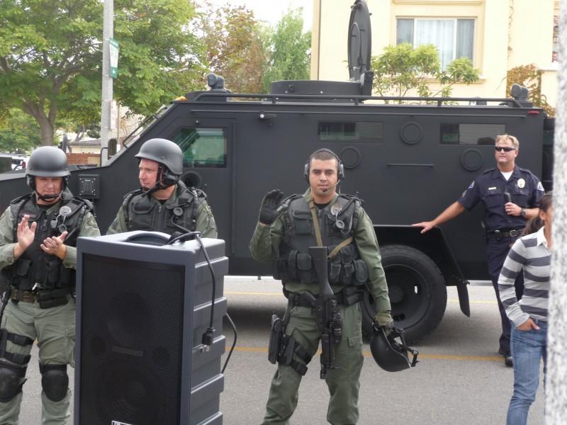 Redondo Beach Police Department Ca
