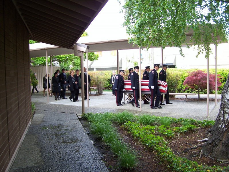 Hundreds Gathered to Honor Legacy of San Ramon Valley\'s First Fire ...