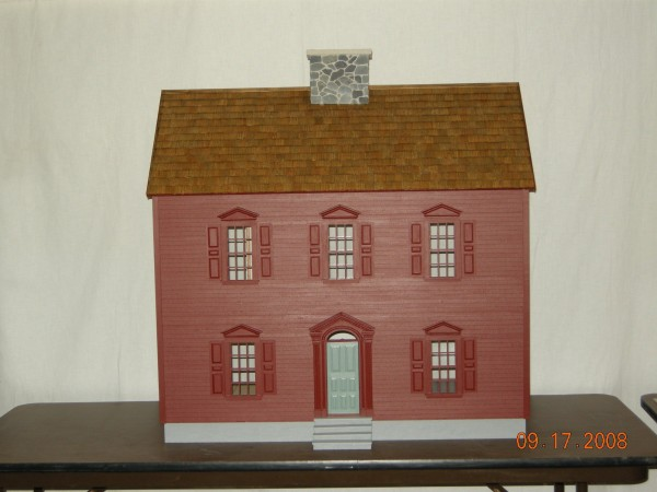 Replica model of your house