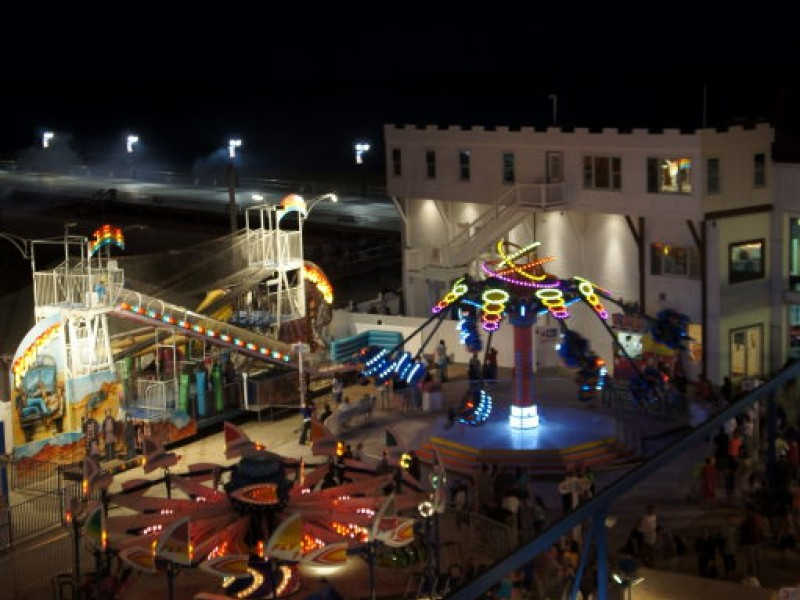 Gillian S Wonderland Pier Announces New Thrill Zone Ocean City Nj Patch