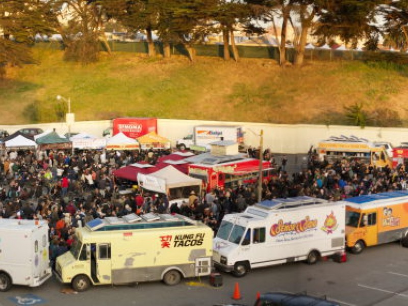 Best Food Trucks Berkeley