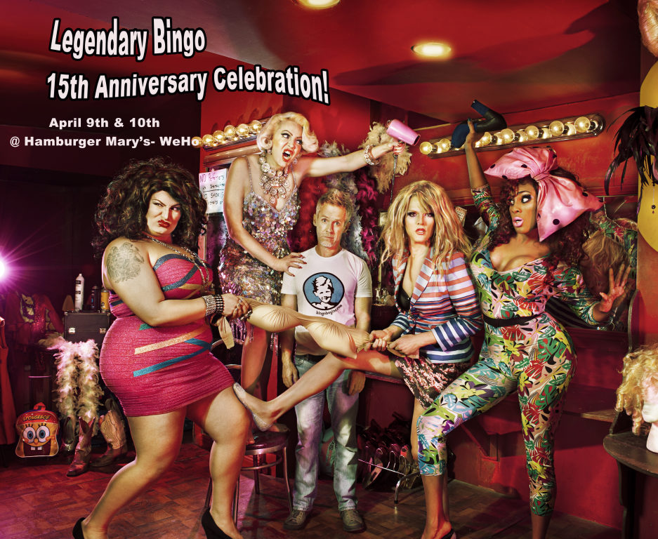 Legendary Bingo 15th Anniversary Party! | West Hollywood, CA Patch