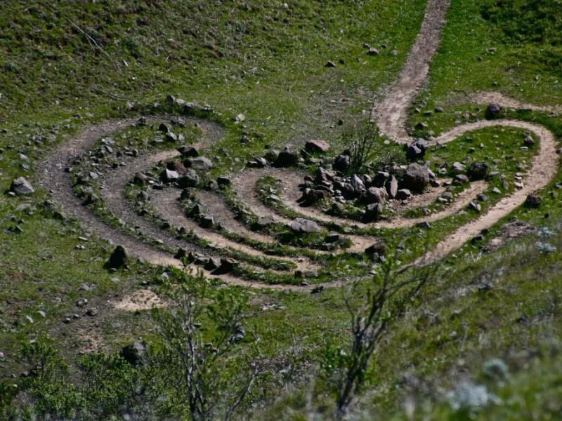 Volcanos And Labyrinths A Curious Corner Of Contra Costa