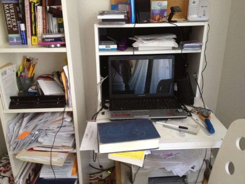 The Messy Desk Syndrome
