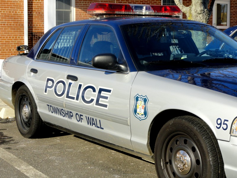 Wall Police Charge Three With Heroin Possession After