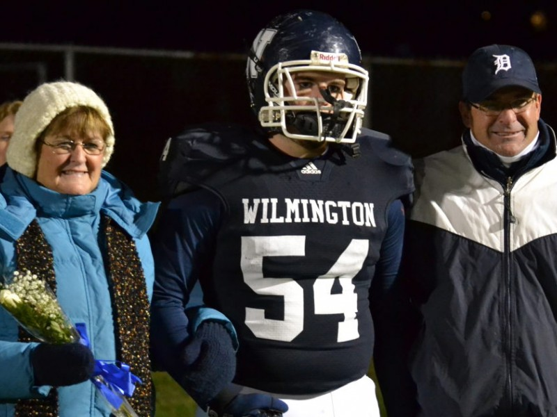 Wildcats Send Seniors Off On A Winning Note Video Wilmington Ma