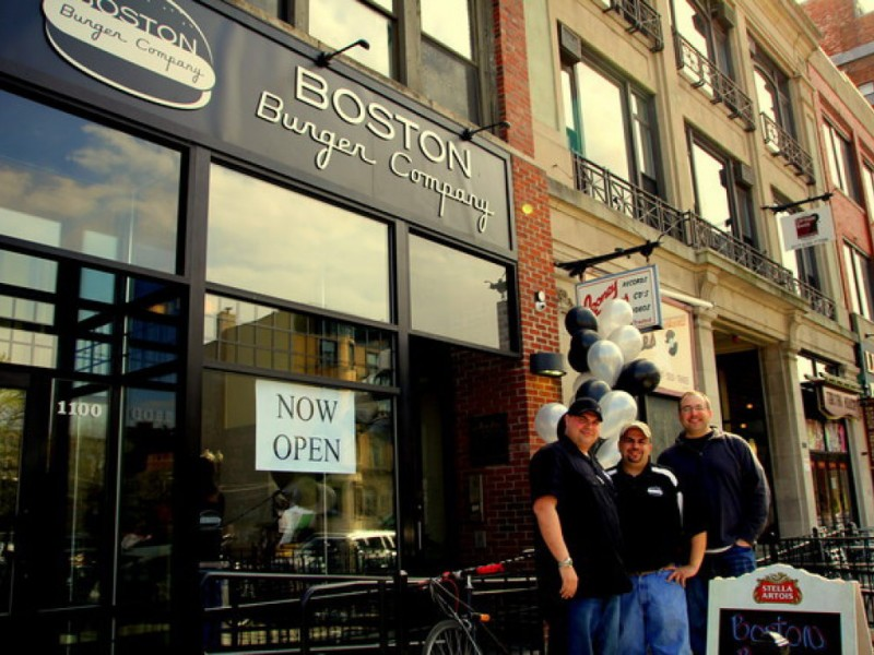 davis square u0026 39 s boston burger company to be featured on
