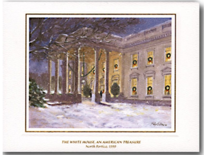 PHOTOS: White House Christmas Cards Through the Years | Fairfax City ...