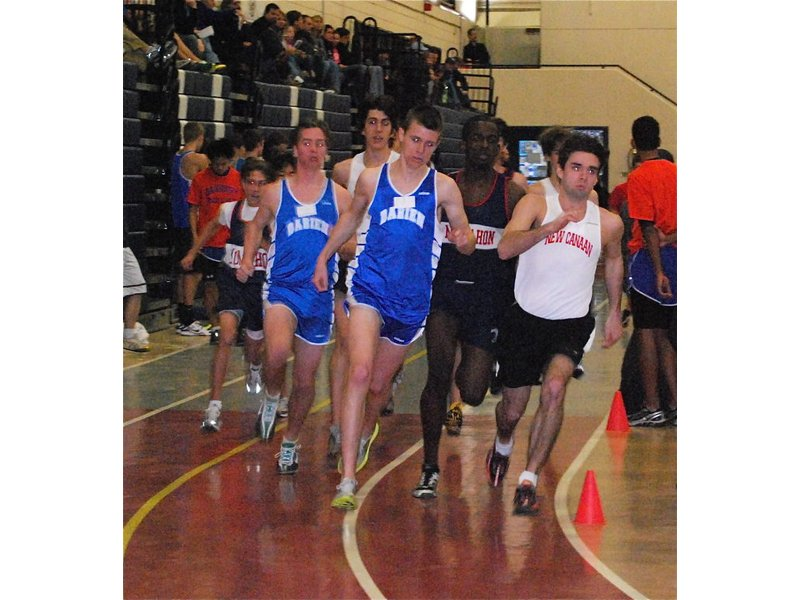 indoor track meet results ct governor