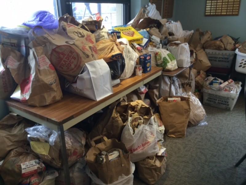 Brookline Food Pantry