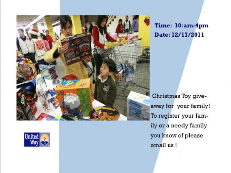 Christmas Toys For The Needy : Christmas event for needy families south cobb ga patch