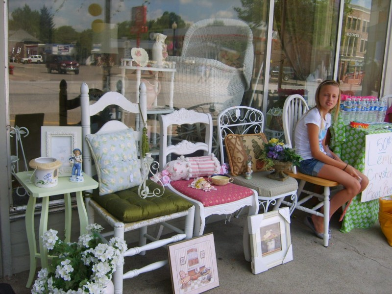Sidewalk Sale Crosleys Multiply In Rochester: Downtown Romeo Sidewalk Sales & Street Festival