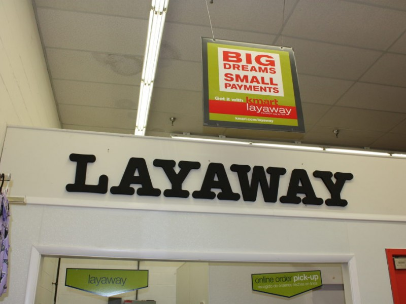Layaway Angels Alight at Doylestown Kmart | Doylestown, PA Patch