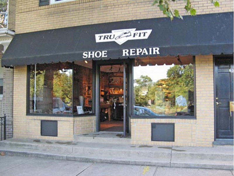 Shoe Repair Livingston Nj