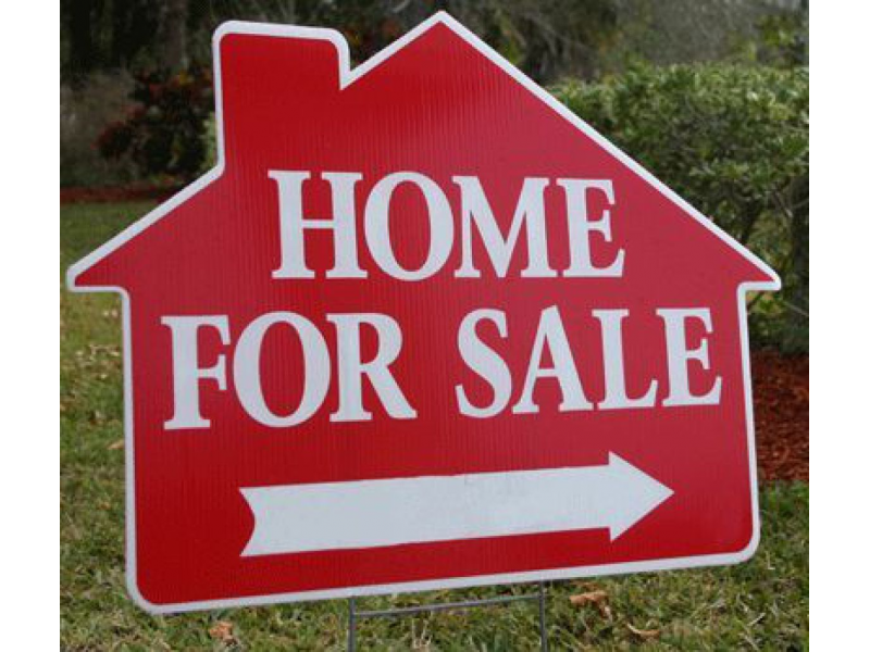 What Sold in Glastonbury Sea Island Property Sells for 510000 – House for Sale Sign Template