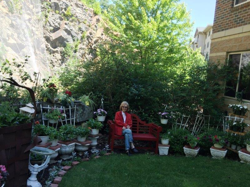 Cedar Crest Tour Showcases Resident Patio Gardens | Wayne, NJ Patch