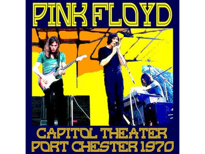 Legendary Port Chester: Pink Floyd at The Capitol, 1970 | Port ...