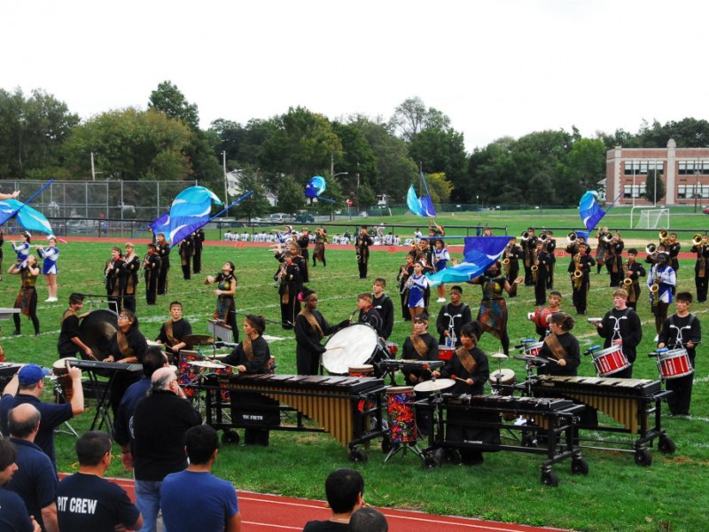 Busy Schedule For Port Chester H S Marching Band Port