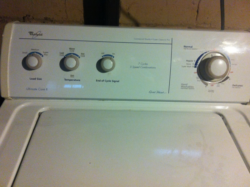 FOR SALE: Whirlpool Matching Set Washer & Gas Dryer | Whitefish Bay ...