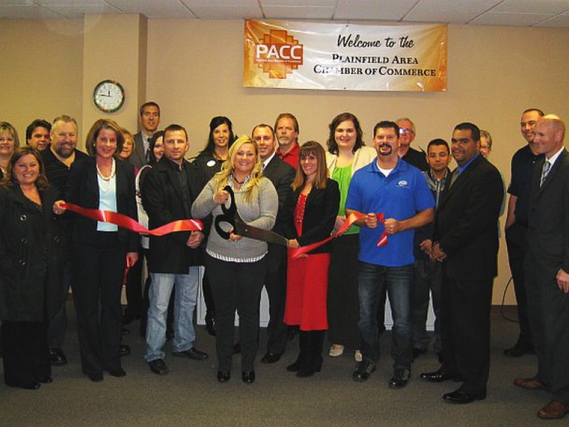 proforma awards prints promotions ribbon cutting with the