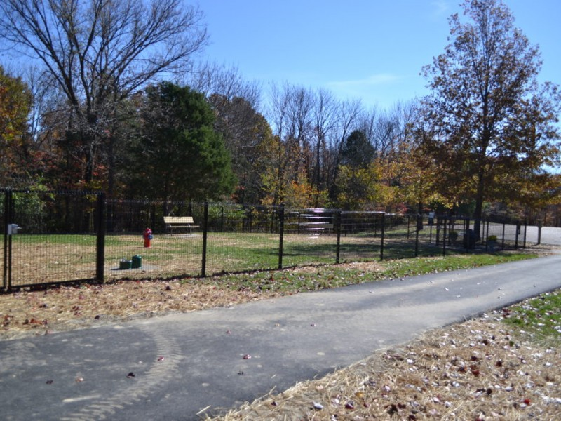 Ladue Mo Dog Park