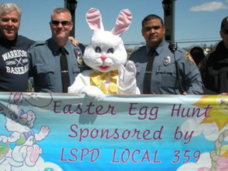 Little Silver Easter Egg Hunt This Saturday