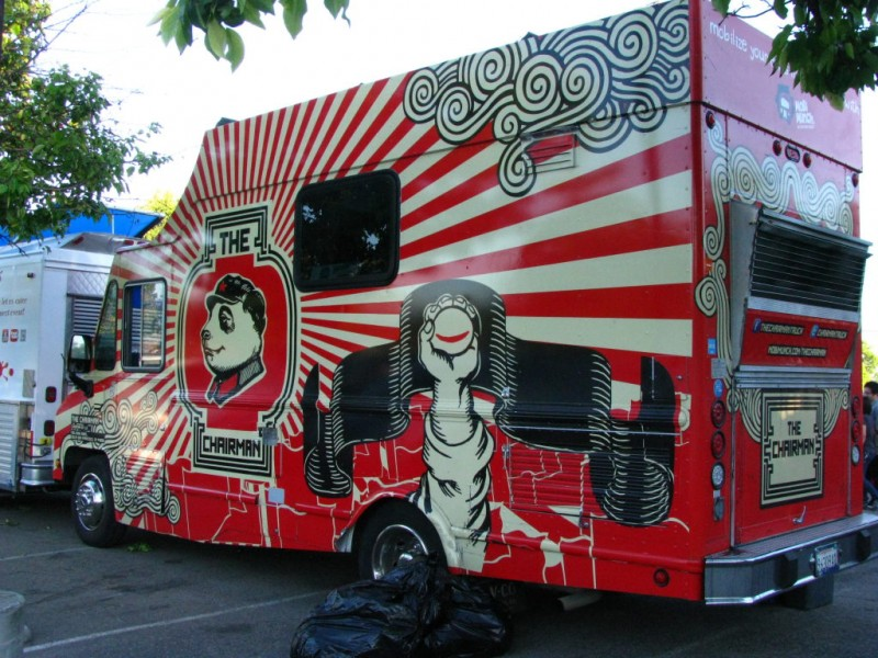 Food Truck Confidential The Chairman Mountain View Ca Patch