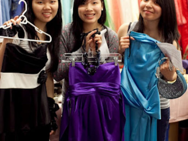 Donate Prom Dresses Bay Area