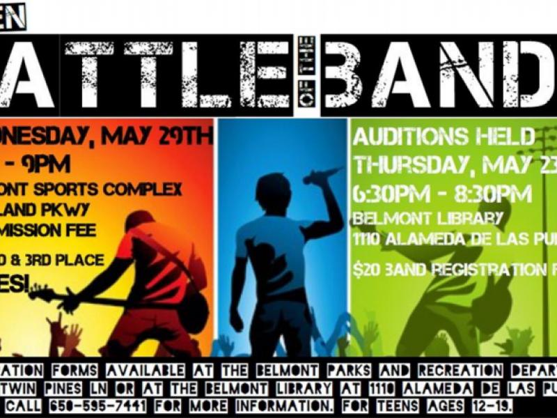 Teen Battle of the Bands Heats Up | Belmont, CA Patch